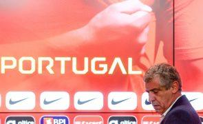 Seleção portuguesa começa a preparar duelos com Itália e Polónia