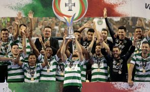 Nuno Dias aponta Sporting como favorito na Ronda de Elite de futsal