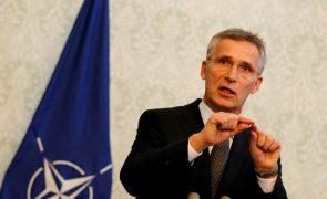NATO apela à China para aderir a tratado de controlo de armas nucleares