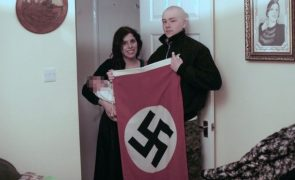 Portuguesa considerada culpada de pertencer a grupo neonazi britânico