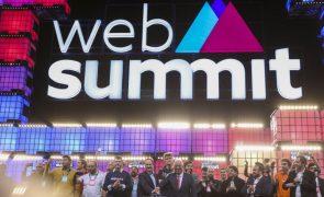 Meios de comunicação portugueses deram mais de 6.000 notícias durante Web Summit