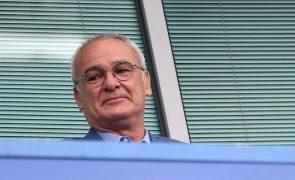 Claudio Ranieri é o novo treinador dos ingleses do Fulham