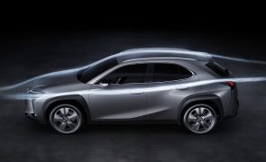 Lexus UX: Novo crossover com aerodinâmica inovadora