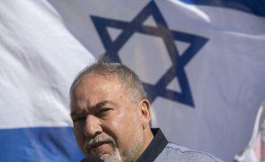 Hamas considera demissão de ministro israelita vitória política para palestinianos
