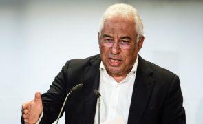 Primeiro-ministro destaca que Portugal voltou a crescer a um ritmo superior à média europeia