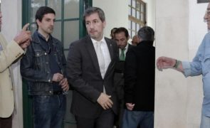 Bruno de Carvalho já está no tribunal para conhecer as medidas de coação