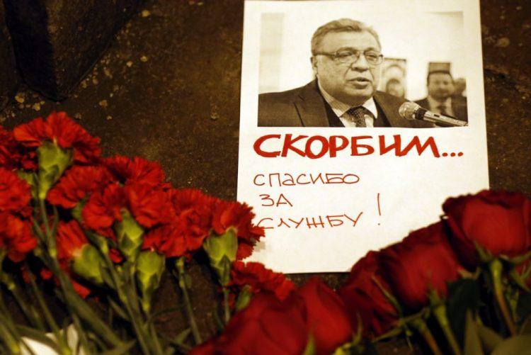 Seis detidos relacionados com homicídio do embaixador russo na Turquia
