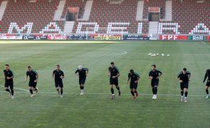Jorge Fernandes rejeita favortismo de Portugal no 'play-off' de acesso ao Euro2019