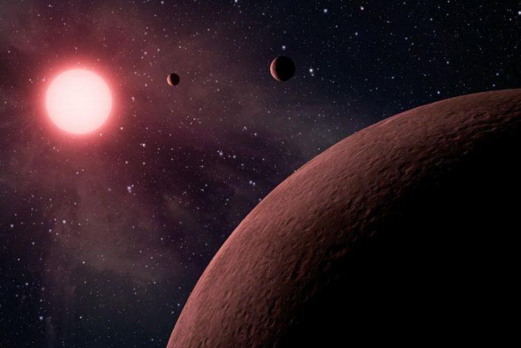 Resultado de imagen para sistema solar segundo planeta