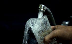 Água restabelecida às famílias de refugiados sírios em Miranda do Corvo