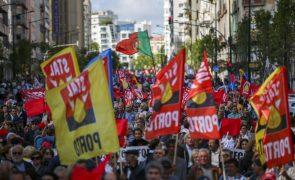 Milhares de trabalhadores vão estar hoje na manifestação da CGTP