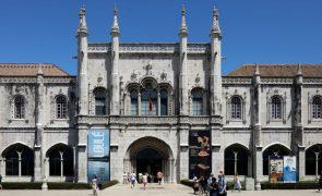 Jerónimos e Museu de Arqueologia com bilheteiras automáticas a partir de hoje