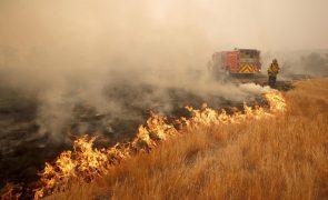 Há cerca de 130 pessoas desaparecidas no incêndio da Califórnia