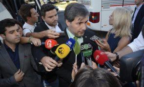 Bruno de Carvalho é acusado pelo Ministério Público de incentivar ataque aos jogadores