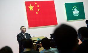 Macau estuda integração na linha ferroviária de alta velocidade da China