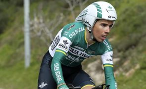 Ciclista André Cardoso suspenso quatro anos por doping