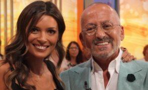 Manuel Luís Goucha promove Maria Cerqueira Gomes e Cristina Ferreira é chamada ao barulho