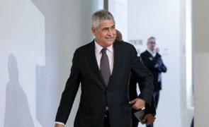 Luís Filipe Vieira louva memória e presente de estabilidade do Benfica