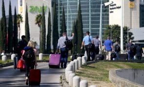 Aeroporto de Lisboa deve chegar aos 29 milhões de passageiros em 2018