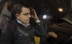 Sporting: André Geraldes fora dos arguidos por falta de indícios fortes