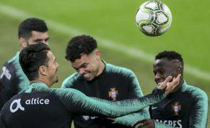 Portugal tenta garantir fase final da Liga das Nações frente à Itália em San Siro