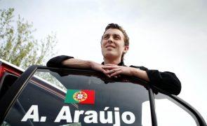 Armindo Araújo é o primeiro pentacampeão nacional de ralis