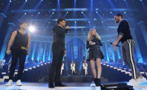 Tony Carreira junta os três filhos em concerto
