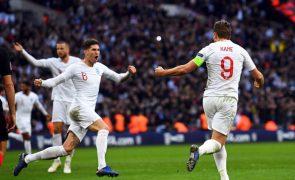 Inglaterra vence Croácia e junta-se a Portugal na 'final four' da Liga das Nações