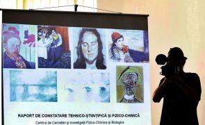 Quadro descoberto na Roménia pode ser Picasso roubado há seis anos