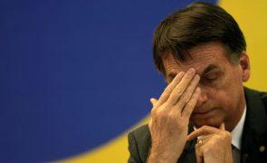 Bolsonaro diz que se recusa
