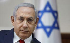 Primeiro-ministro israelita assume pasta da Defesa após renúncia de ex-governante
