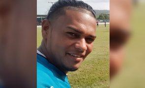Guarda-redes morto com vários tiros após rixa num bar