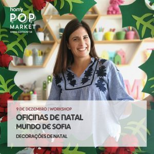 Homy Pop Market Xmas Edition