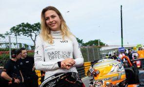 Piloto ferida no GP Macau não corre risco de paralisia