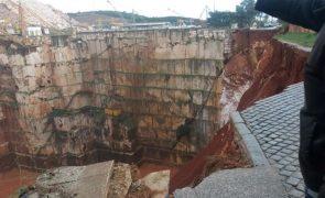 Abate de estrada entre Borba e Vila Viçosa | «As operações de resgate podem demorar semanas»