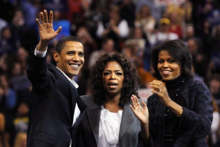 Oprah Winfrey: a próxima Presidente dos Estados Unidos