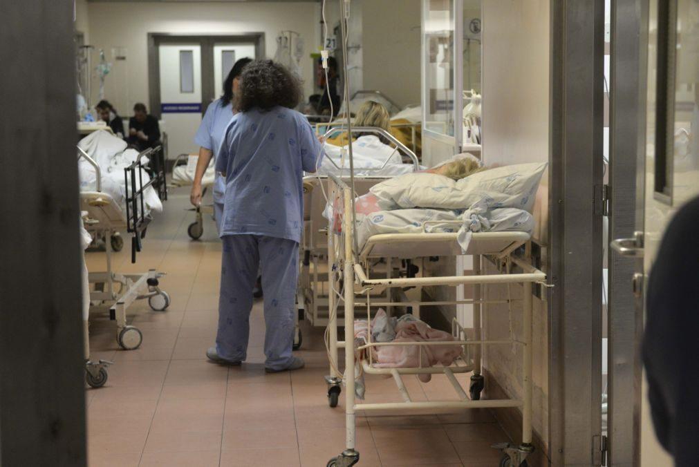 Sociedades médicas querem apresentar recomendações ao Governo para evitar caos nas urgências