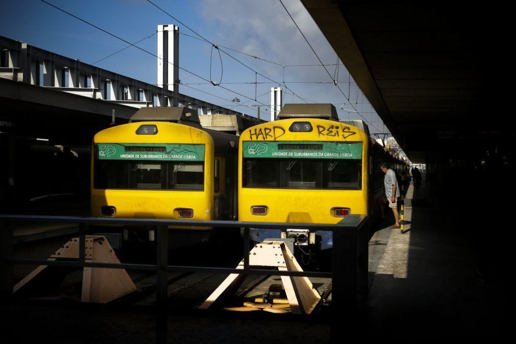 Greve fez com que só circulassem 28 dos 68 comboios programados até às 06:00