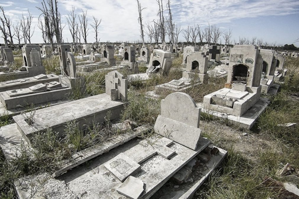 Covid-19: Cemitérios de Guimarães fechados dias 31 e 1 de novembro para prevenir contágios