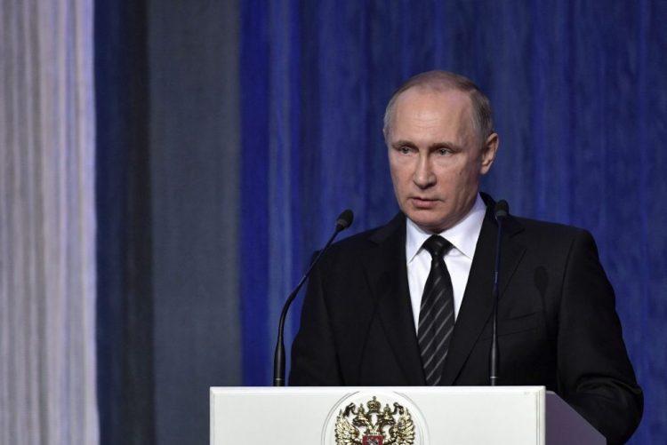 Putin ordena reforço das medidas de segurança na Rússia e no estrangeiro