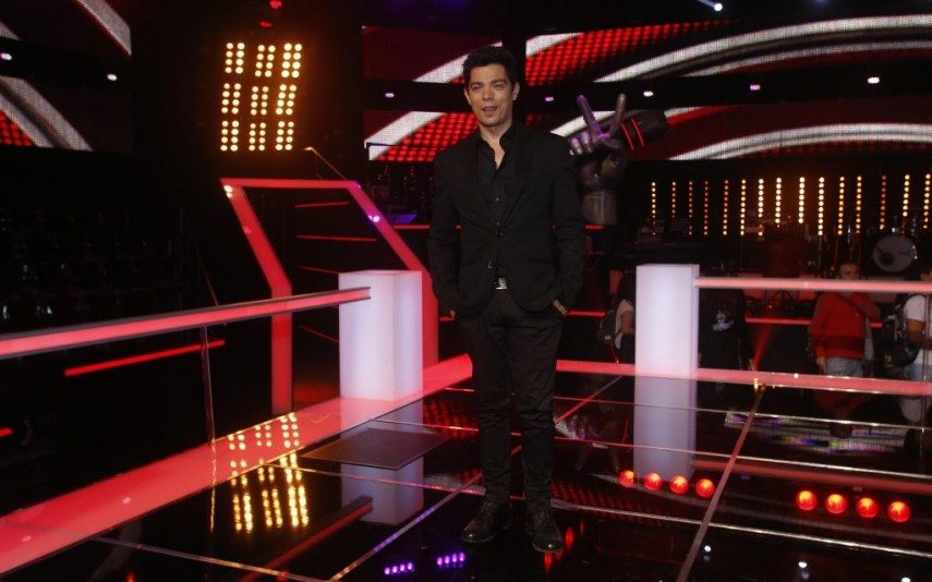 Concorrente do The Voice cantou no casamento de Vasco Palmeirim