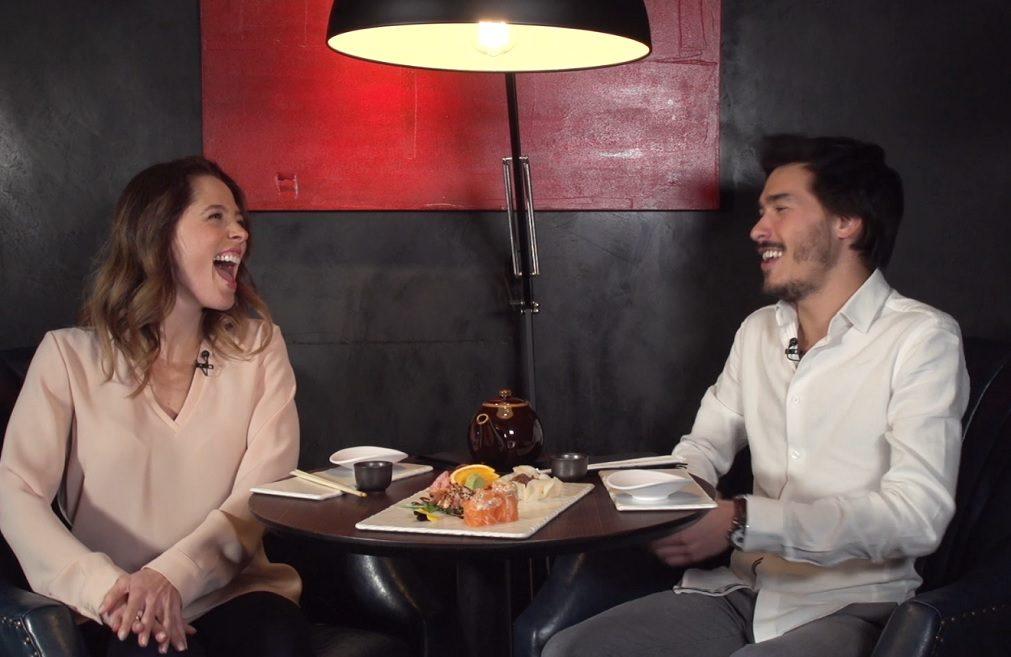 Talk & Sushi com Francisco Garcia: