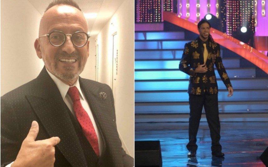 Angélico Vieira   Pais condenados oferecem casaco do filho a estrela de televisão