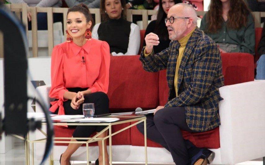 Maria Cerqueira Gomes confessa que pensou: «Coitada da rapariga que a vai substituir»