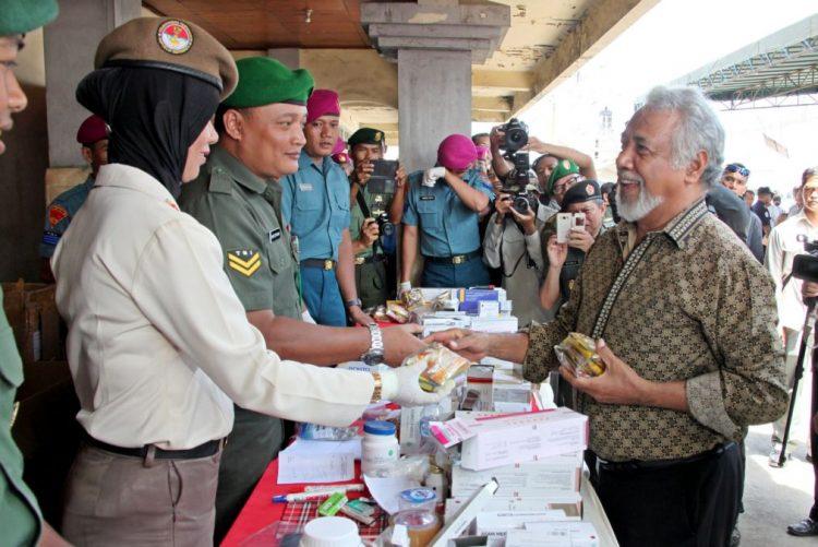 Xanana Gusmão considerado melhor líder político timorense - sondagem