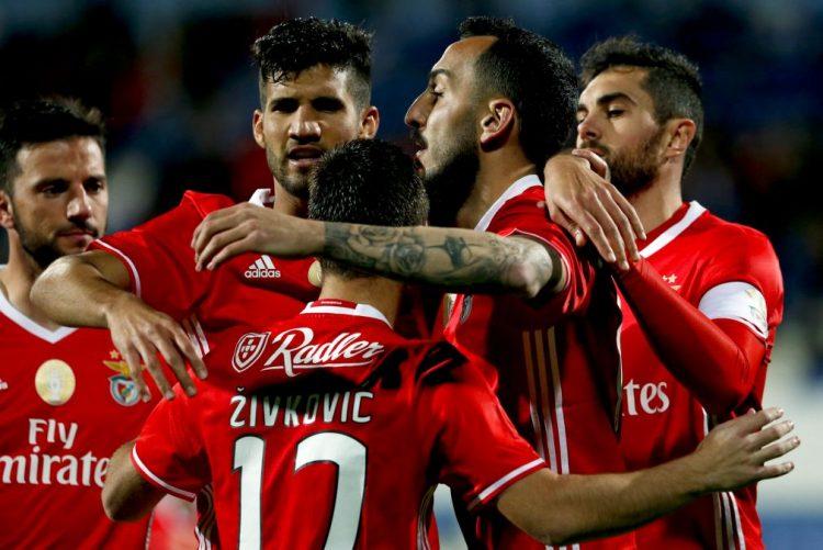 Benfica faz último jogo do ano na I Liga e procura repor diferença para FC Porto