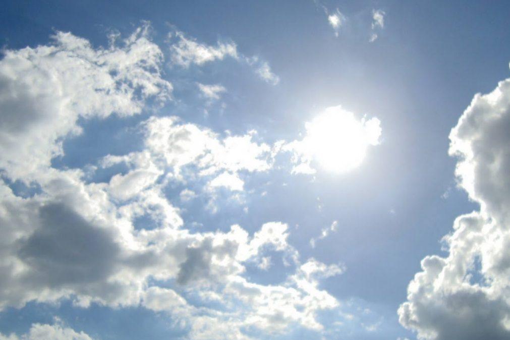 Meteorologia: Previsão do tempo para quarta-feira, 22 de abril