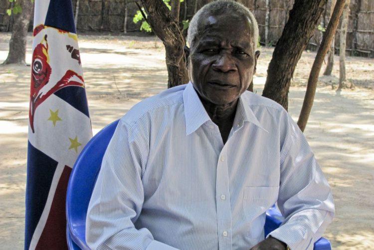 Afonso Dhlakama endereça pêsames pela morte de Valentina Guebuza