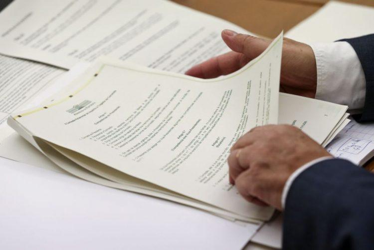 OE2017: Diploma chegou a Belém em versão eletrónica na terça-feira e hoje em papel