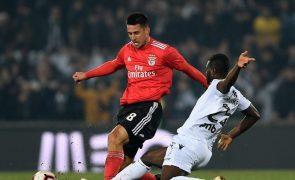 380414936d Gabriel recusar sentir-se já titular indiscutível do Benfica com Bruno Lage